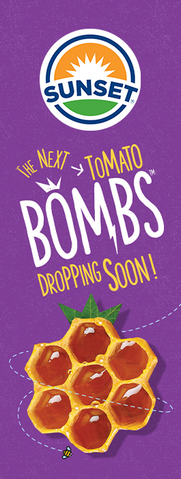 The Next Tomato Bombs are Dropping Soon