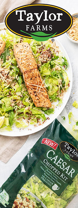 Taylor Farms - Caesar Salad Kit - The Flavor of Fresh