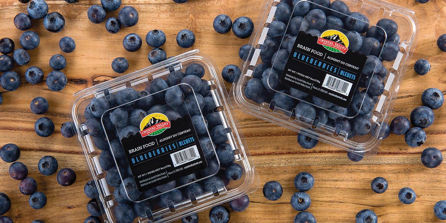 Though initially famous for its asparagus, Crystal Valley has rounded out its portfolio of produce to include berries, tomatoes, pomegranates, papayas, and more
