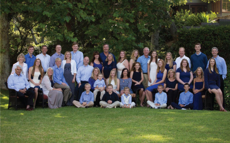 Lund family photo