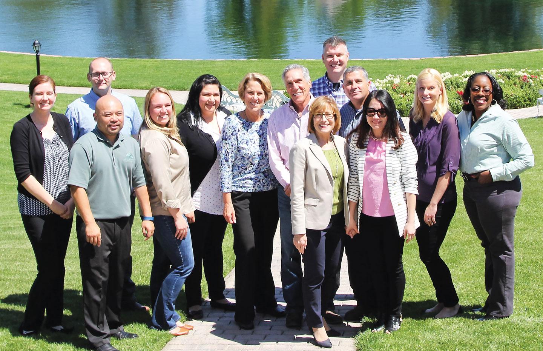 CAC Staff, Fallbrook 2016