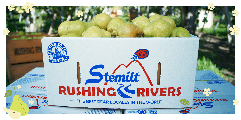 Stemilt Rushing Rivers® Pears