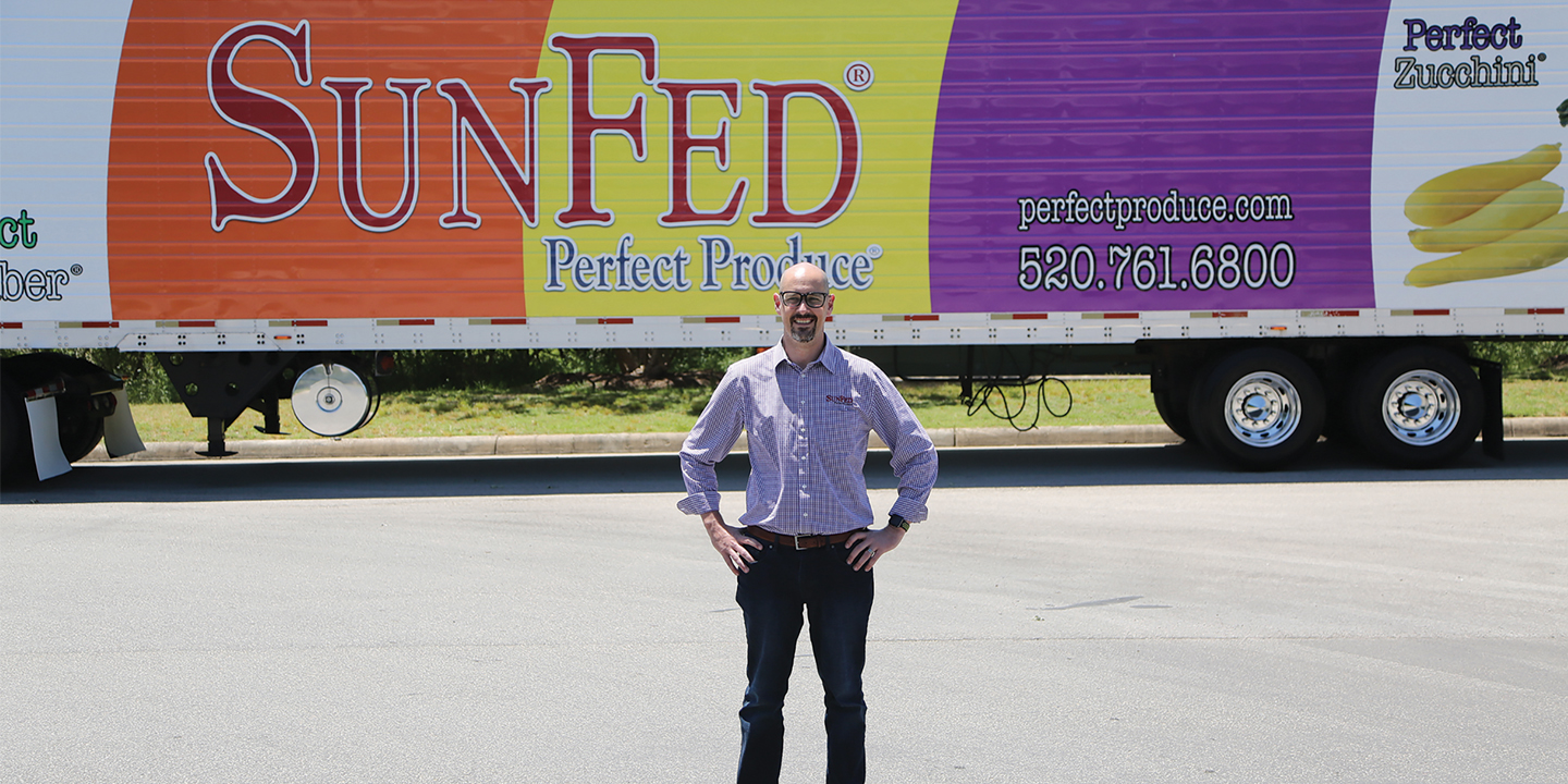 Matt Mandel, VP of Operations, is one of the driving forces behind SunFed's growth