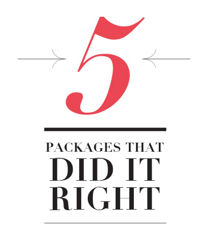 5 Packages That Did It Right