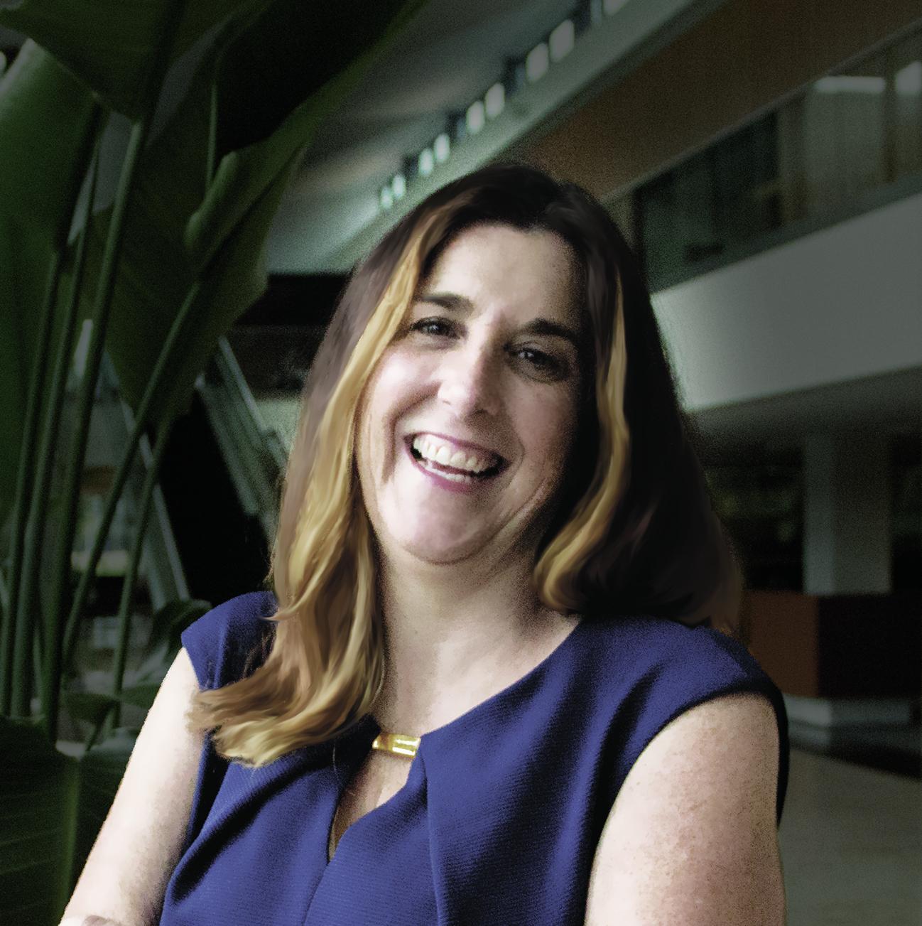 Nancy Johnston, Senior Manager Produce Sales, Sysco