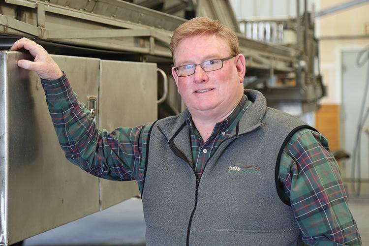 Frank Maconachy, President & CEO, Ramsay Highlander