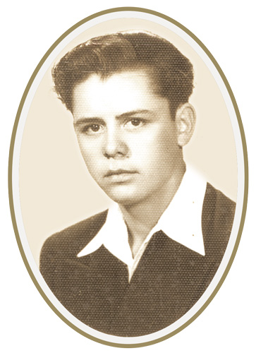 Don Juan González in 1950