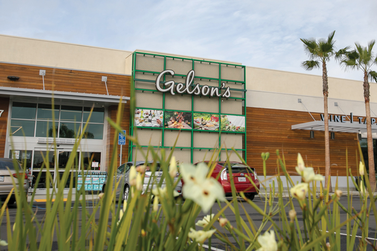 Gelson's Market in Manhattan Beach, California