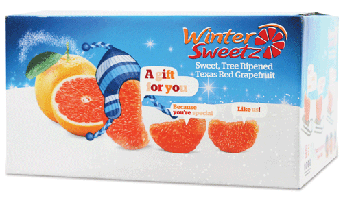 Lone Star Citrus' Winter Sweetz™ Grapefruit