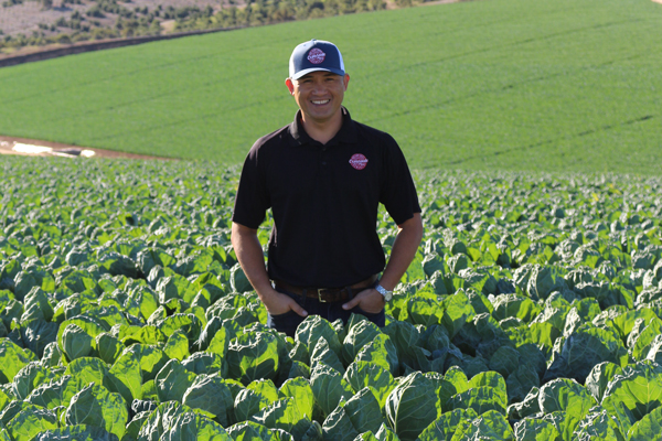 Orven Zargoza, Safety and Regulatory Compliance Manager, West Coast Tomato Growers