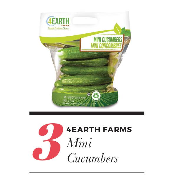 4Earth Farms Mini Cucumbers