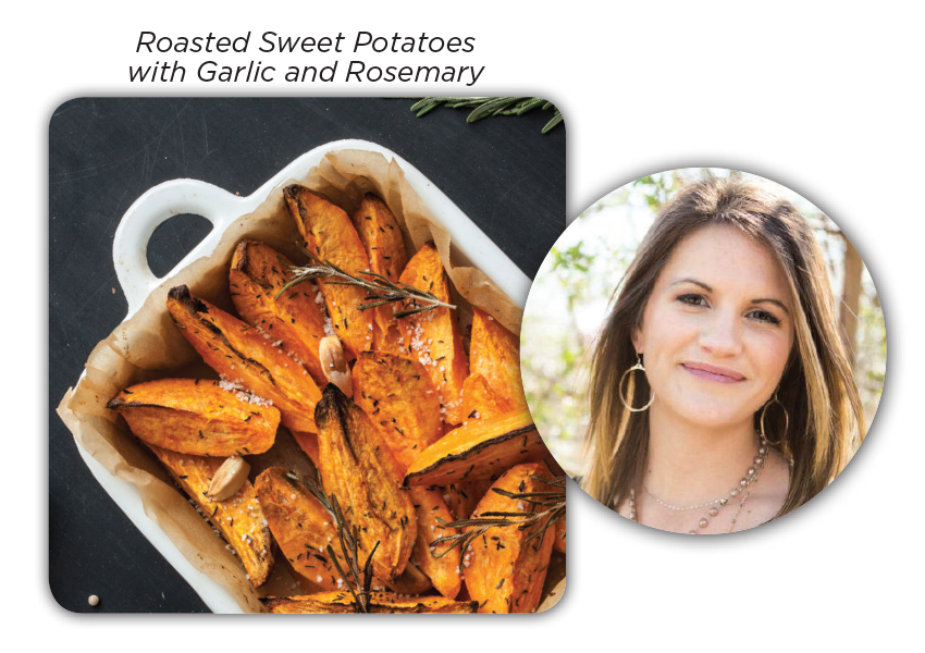 Gina Petit, Marketing and Specialty Sales Manager, Country Sweet Produce