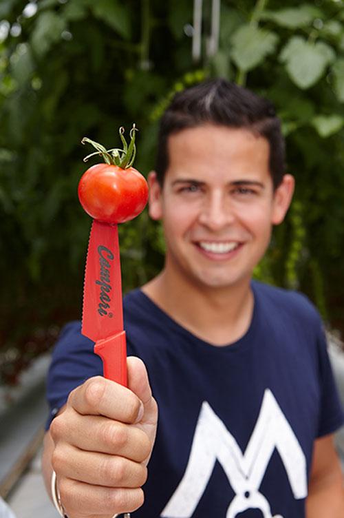 Paul Mastronardi, CEO, Mastronardi Produce