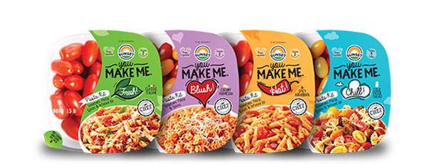 You Make Me™ Pasta Kits