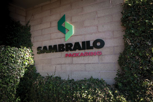 Sambrailo Packaging headquarters