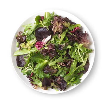 Spring Mix Plate