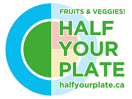Half Your Plate helps find easy, budget-friendly ways to fill half of your plate with fruits and veggies at every meal.