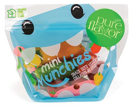 Pure Flavor Mini Munchies