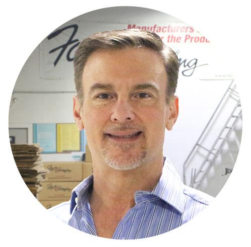 Craig Fox, VP, Fox Packaging