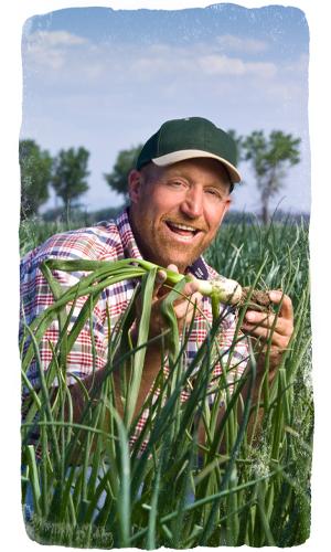 David Peri, President/CEO, Peri & Sons Farms