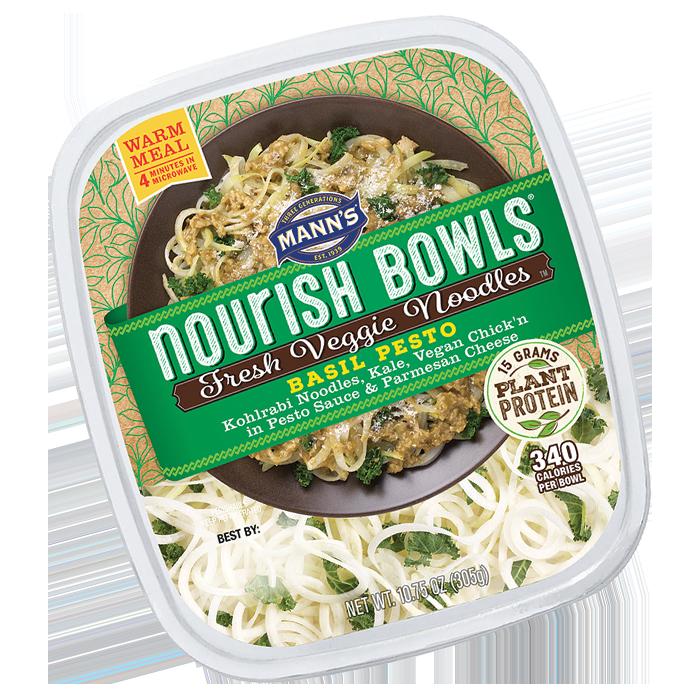 One of Mann's Nourish Bowls®