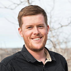 Tyler Weinbender, Packaging and Art Manager, Superfresh Growers