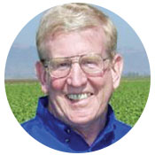 Frank Swanson, Senior Manager of Produce Procurement, US Foods