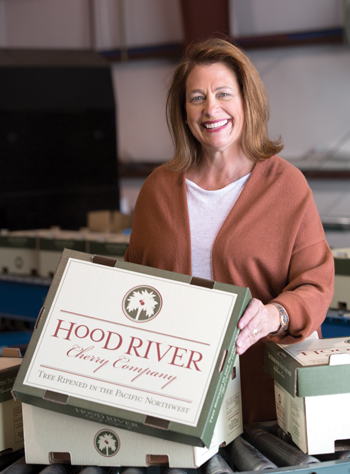 Kathryn Klein, Co-Founder, Hood River Cherry Company