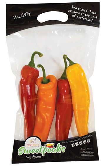 The grower's recently-released Sweetpeaks peppers have seen a robust response from consumers