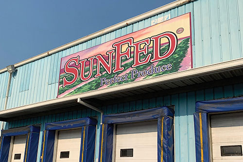 SunFed is currently working on a new facility in Texas and is in the process of finalizing its plans for design and construction