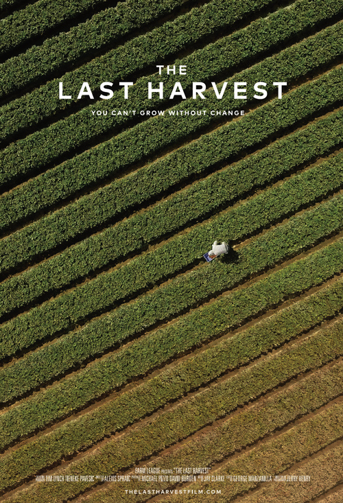 The Last Harvest has, since its debut, been featured at over 25 film festival screenings and even at this year's PMA Fresh Summit Expo and Convention