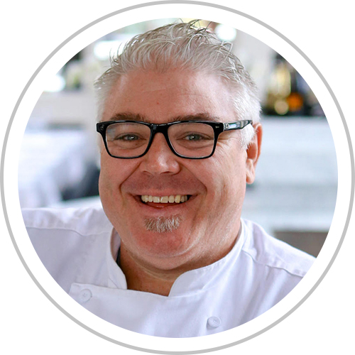 Todd Fisher, Culinary Ambassador for Duda Farm Fresh Foods and Executive Chef, Seventh & Dolores Steakhouse
