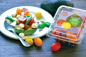 Veg-Fresh Farms Baby Heirloom Tomatoes