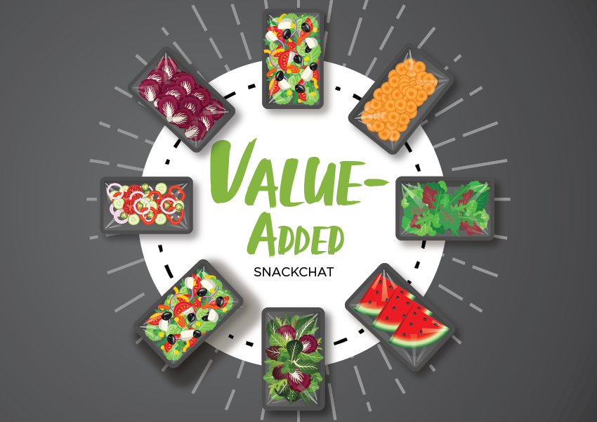 Value-Added Snackchat