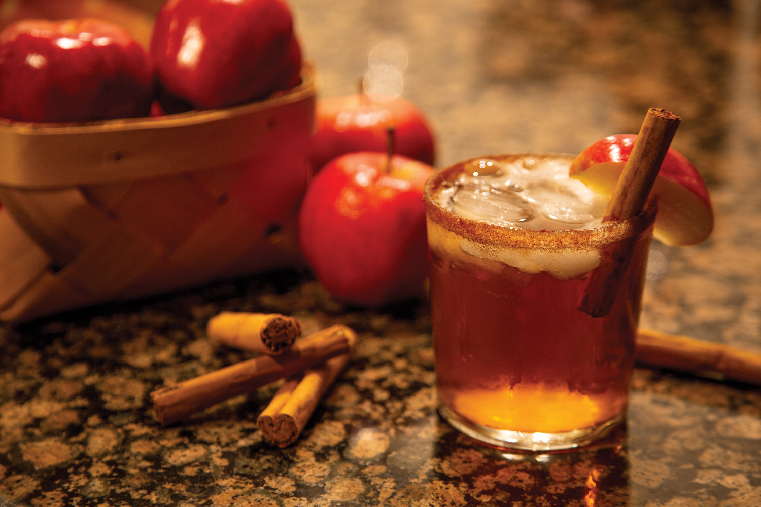 Libations for All Occasions: Autumnal Apple Amusement