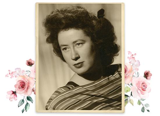 Becoming Timeless: Remembering Industry Legend Frieda Rapoport Caplan