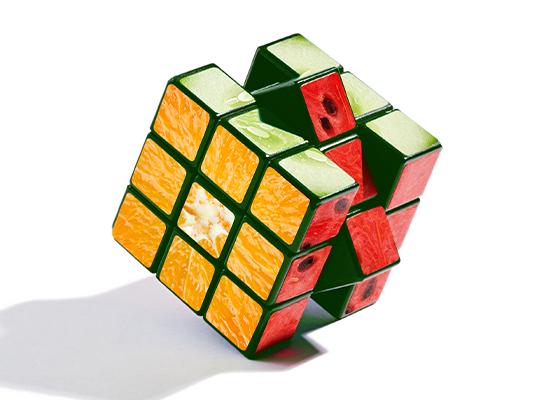 Solving the Fresh Produce Rubik's Cube | Part 1