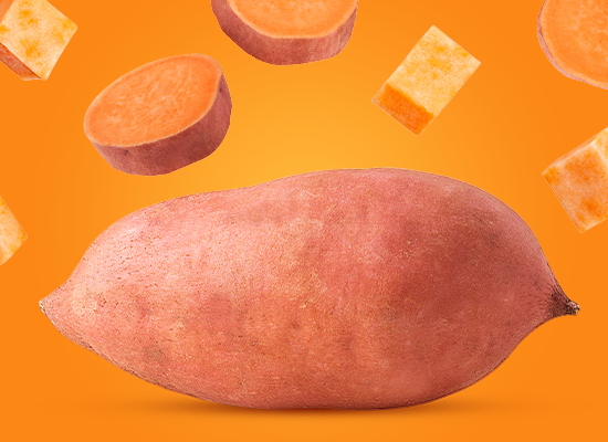 Sweet Potato SnackChat