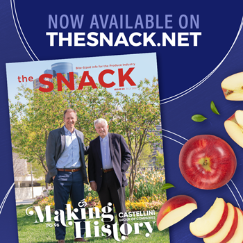Download the Latest Issue of The Snack Magazine
