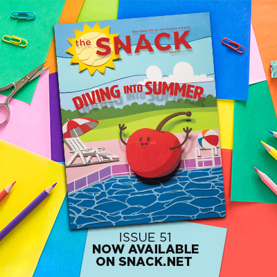 The Snack Magazine, Latest Issue