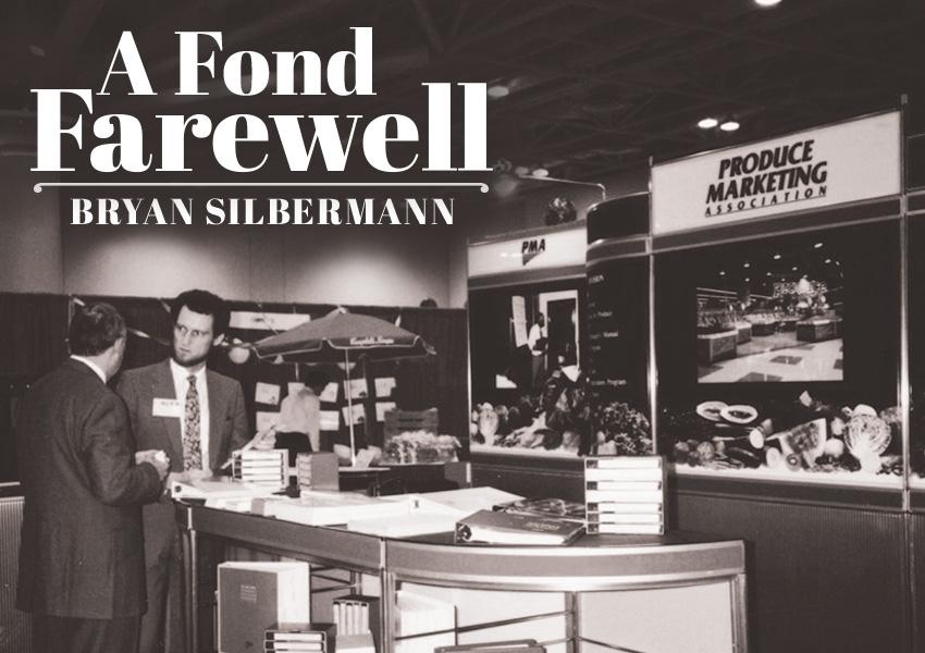 Bryan Silbermann A Fond Farewell
